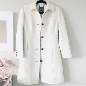 J. Crew Petite Lady Day Coat with Thinsulate